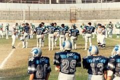 4/10/1986: Minotauri - Rams