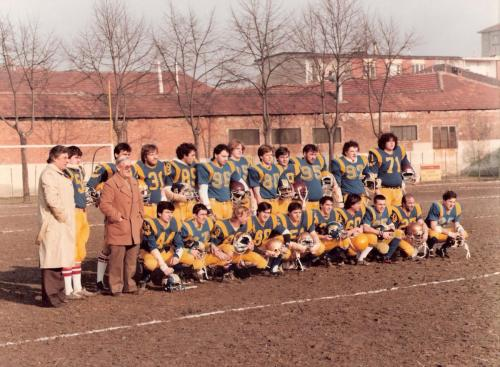 Febbraio1982: Tauri - Pirates