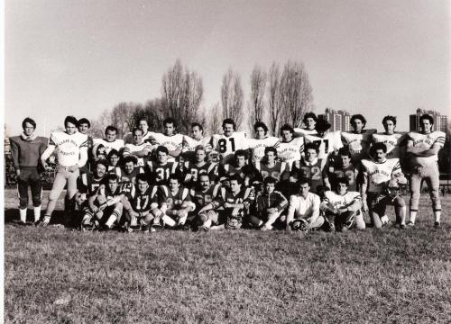 Allenamento 1981/82